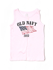 Old Navy Tank Top 4T