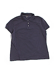 Lands' End Polo, Short Sleeve 10-12