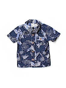 Old Navy Button Down, Short Sleeve 12-18 mo