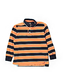 Gap Kids Polo, Long Sleeve 6/7