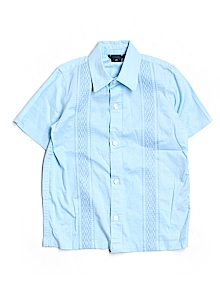 Gap Button Down, Short Sleeve 4-5