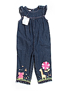 Talbots Kids One-piece Outfit, Short Sleeve 24 mo