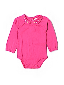 OshKosh B'gosh Onesie, Long Sleeve 18 mo