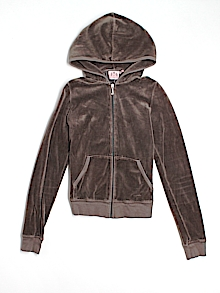 Juicy Couture Zip-up Hoodie