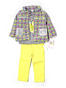 Nannette Heavy Jacket 3T