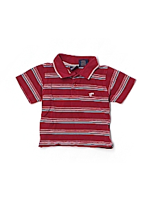 Wrangler Jeans Co Polo, Short Sleeve 24 mo