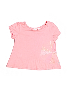 Roxy Girl Top, Short Sleeve Medium kids