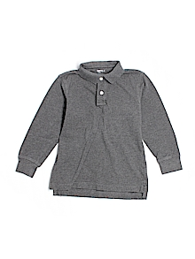 Gap Kids Polo, Long Sleeve 6-7