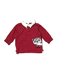 Gymboree Polo, Long Sleeve 18-24 mo