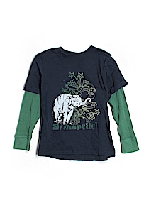 Old Navy T-shirt, Long Sleeve 5T