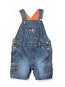 Gymboree Overall Short 2T