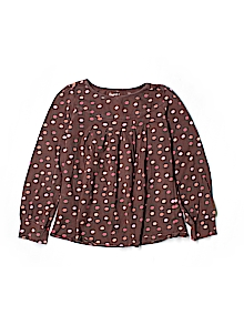 Gap Kids Outlet Top, Long Sleeve Small kids
