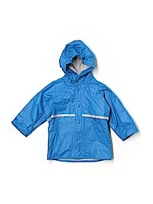 Misty Harbor Raincoat 2T