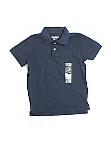 OshKosh B'gosh Polo, Short Sleeve 4T