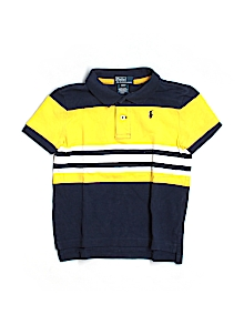 Polo by Ralph Lauren  Polo, Short Sleeve 4-4T
