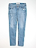 Hollister Distressed Jean 5